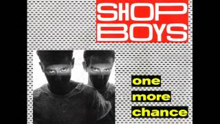 pet shop boys - one more chance (hurricane mix) (single version)