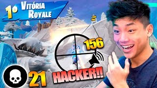 I WAS CALLED A LIVE HACKER IN THIS GAME!! FORTNITE: BATTLE ROYALE