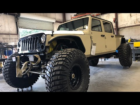 LS Swaps, Custom Suspension, SEMA Builds And More! Our Average Thursday At The Shop.