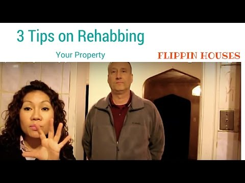 3-tips-on-getting-your-rehab-on!-with-mike-home-inspector:flipping-houses-chicago