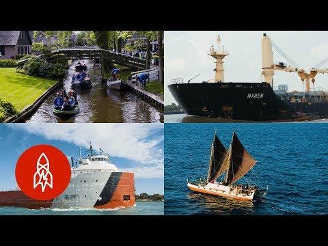 Set Sail With Five Intrepid Adventurers