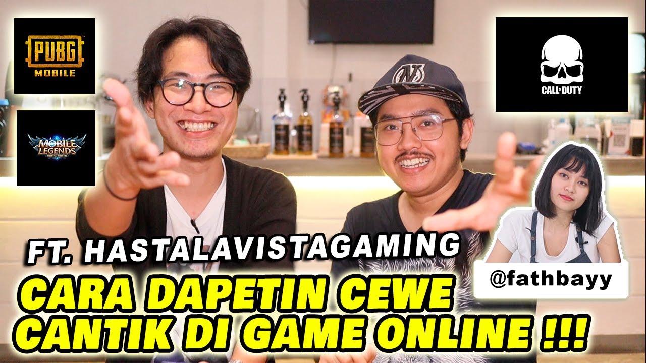 CARA BUNGKUS CEWEK DI GAME ft. HASTALAVISTAGAMING