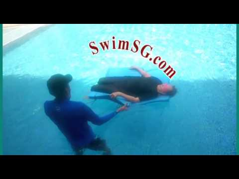 SwimSG.com - Swimming lessons Senior Citizen Singapore