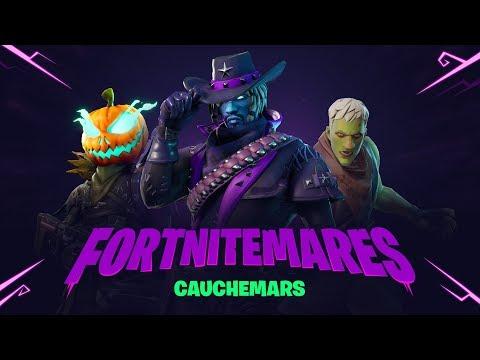 Fortnite - Fortnitemares : Cauchemars 2018