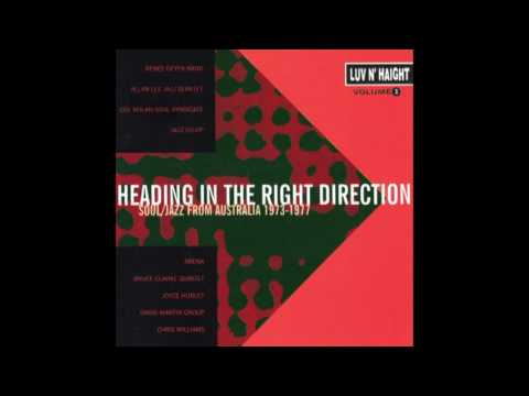 V.A. ‎– Heading In The Right Direction - Soul/Jazz from Australia 1973-1977 (1995)