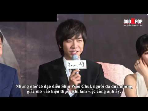 [Vietsub] miss A Suzy - Gu Family Book Press Conference [SayATeam360Kpop]