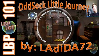 LittleBigPlanet 3 | OddSock Little Journey | LAdiDA72