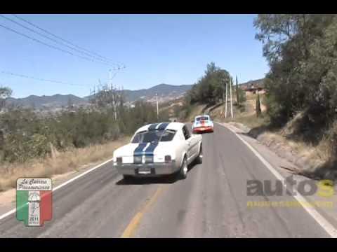 La Carrera Panamericana 2011 -  Oaxaca-Puebla -