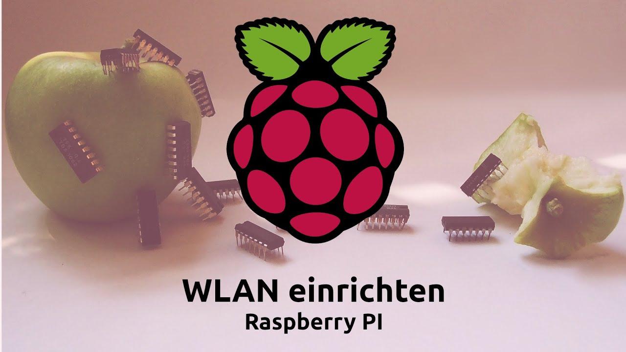 WLAN Raspberry PI einrichten - YouTube