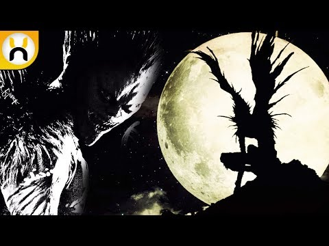 The Untold Story of the Shinigami Ryuk   Death Note