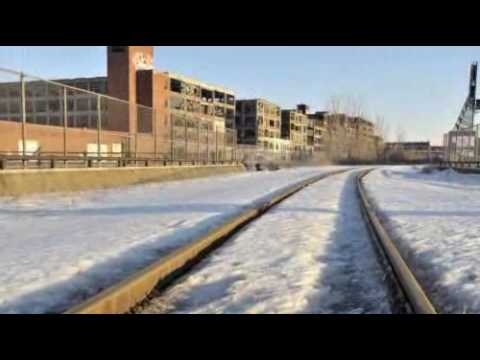 Detroit's abandoned Packard plant, remnant of industrial glory days