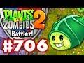 ZOYBEAN! New Plant! Battlez Seasons! - Plants vs. Zombies 2 - Gameplay Walkthrough Part 706