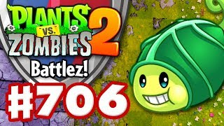 ZOYBEAN! New Plant! Battlez Seasons! - Plants vs. Zombies 2 - Gameplay Walkthrough Part 706 Video