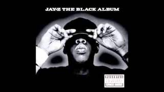 Jay Z - Threat (The Black Album)