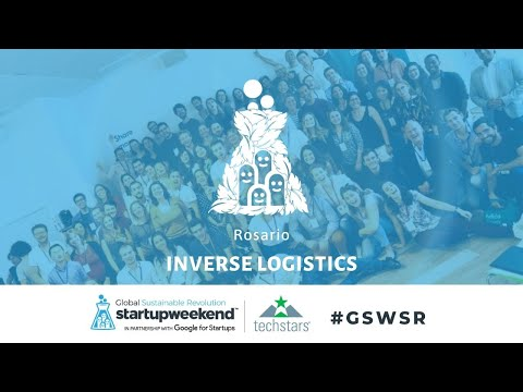 Global Startup Weekend Sustainable Revolution - June 2019