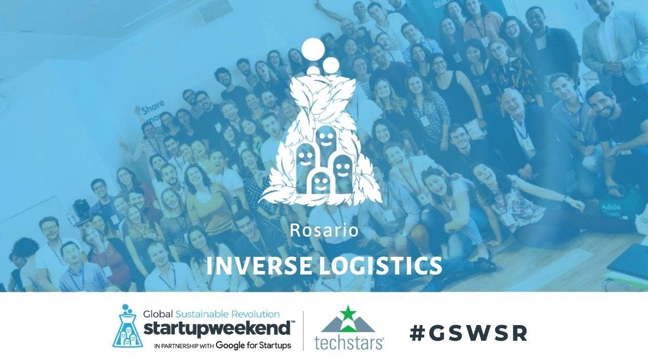 Global Startup Weekend Sustainable Revolution - June 2019