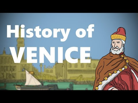 How did Venice Become a Trade Empire? | Animated History