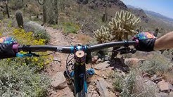 Bell Pass DH - McDowell Mountain - Fountain Hills, AZ