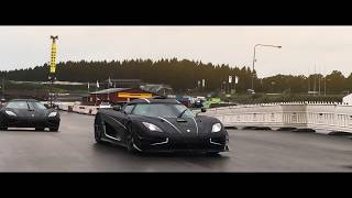 Koenigsegg Owners Tour 2017