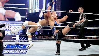 Jack Swagger  vs. Bo Dallas: SmackDown, Sept. 19, 2014