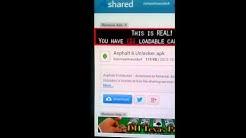 Asphalt 6 Free Download And Hack No Root