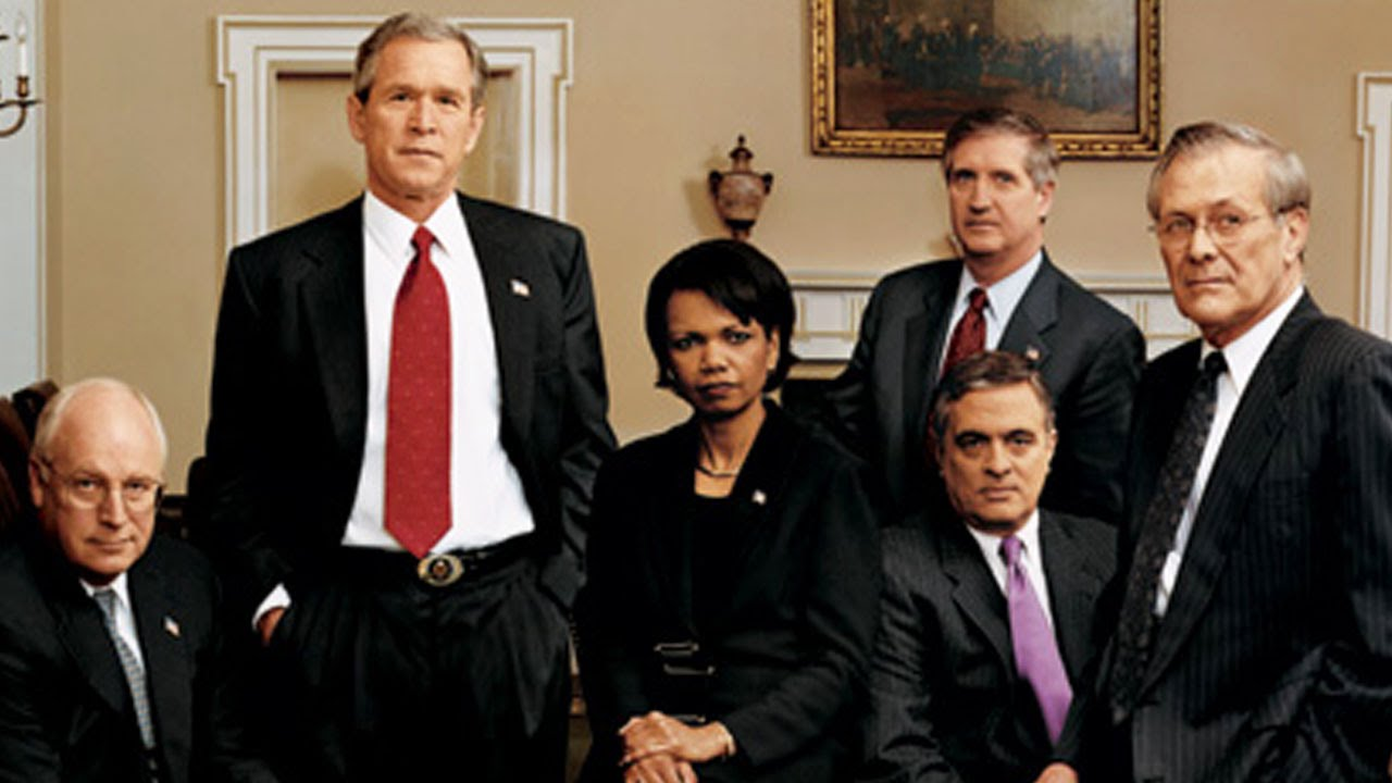 bush administration 1) the administration was not bent on war with iraq from 9/11 onward   by.
