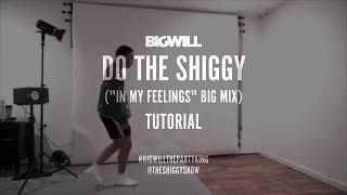 "Do The Shiggy"" (In My Feelings BIG MIX) Shiggy Dance Tutorial to Dr..."