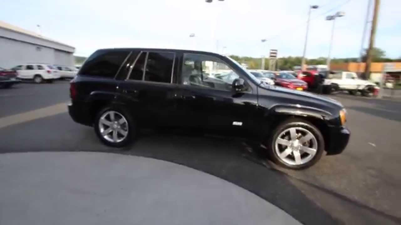 2006 Chevrolet Trailblazer SS | Black | 62207708 | Mt Vernon | Skagit    YouTube