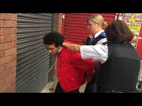 London Police (VlogMyanmar #09)