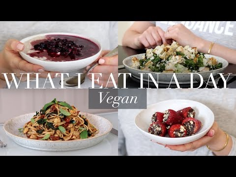 What I Eat in a Day #27 (Vegan/Plant-based) | JessBeautician