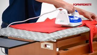 видео Гладильная доска стремянка-трансформер, отзывы