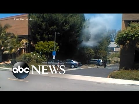 Deadly explosion at California day spa wasn't an accident, officials say