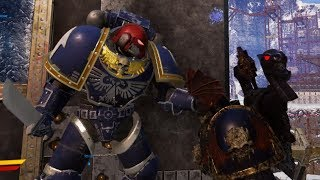 This fortress belongs to the Imperium! - Warhammer 40000: Eternal Crusade