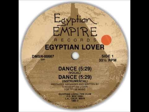 The Egyptian Lover - Dance