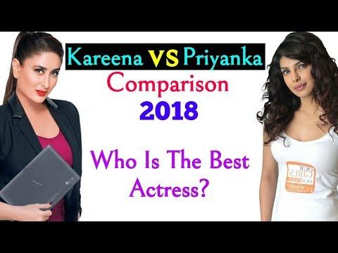 Kareena Kapoor vs Priyanka Chopra Comparison 2018,(Hit and flop)#Bollywood #Actress, #HabibNews thumbnail