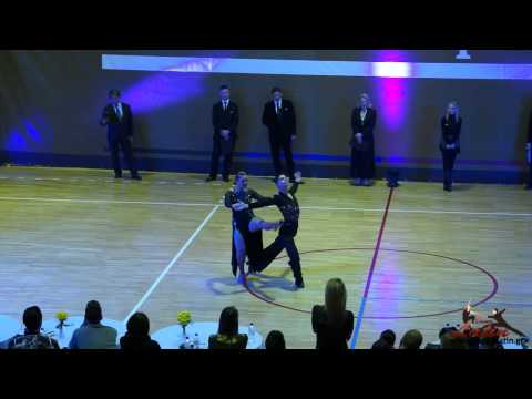 Hellenic DanceSport Open 2015 : Adults : Five Dance Latin : Final