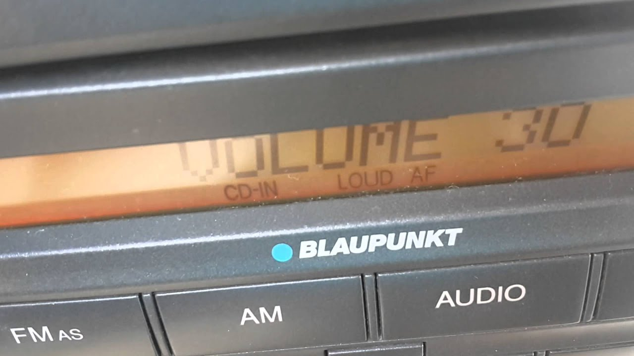 aux adapter for fiat croma 1 9 mtj the default blaupunkt radio in croma 2006 part two [ 1280 x 720 Pixel ]