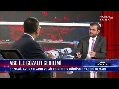 Özel Röportaj - 12 Ekim 2017 (Bekir Bozdağ)