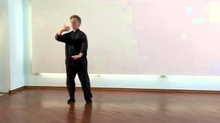 Yin Yang Bewegung im Integralen Yang-Stil, Ausschnitte Teil I,II,III
