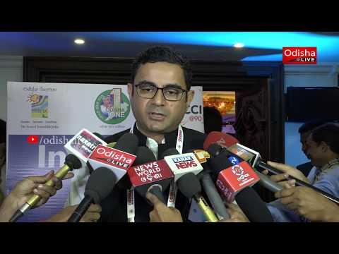 Subhrakant Panda, Chairman, FICCI, Odisha State Council - Odisha Travel Bazaar - Interview
