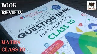MATHEMATICS QUESTION BANK 2012-2018 SOLVED CHAPTERWISE TOPICWISE OSWAAL BOOK REVIEW