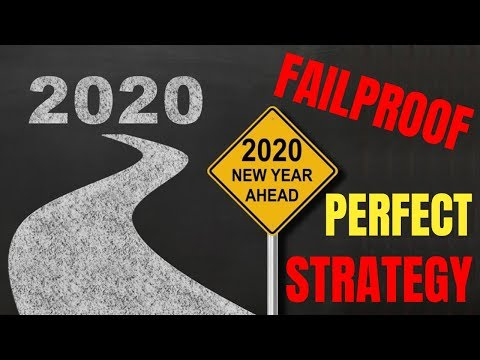 2020 FAILPROOF New Years Resolution Strategy | Learn How to Stick to Your Goals!