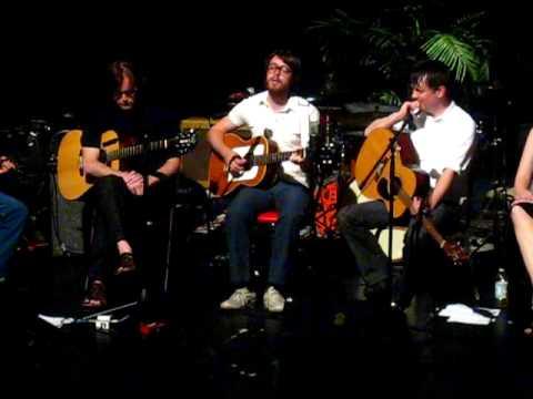 Jeremy Messersmith (live @ The Music Box, Minneapolis 07/10/2009)