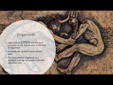 Mesopotamia Part 2: Key People