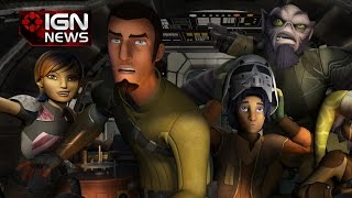 Star Wars Rebels: James Earl Jones to Voice Darth Vader - IGN News