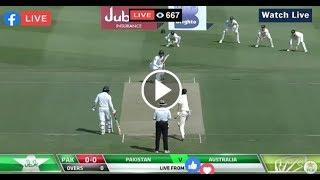 PTV Sports Live Pakistan Vs Bangladesh Live Cricket Match 1st test match 2nd day