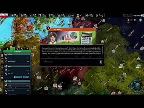 Realpolitiks II Gameplay (PC Game) |