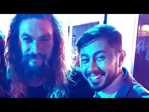 VLOG 21: JUSTICE LEAGUE | PREMIERE & AFTER PARTY VLOG