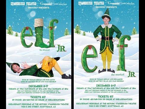 Greasepaint  Elf Jr.  Dec. 817 , 2017