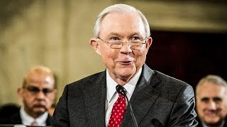 Apparently You Can Go To Jail For Laughing At Jeff Sessions - The Ring Of Fire Free HD Video